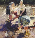 tkachev laundresses 1955