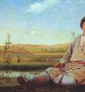 venetsianov sleeping shepherd c1823