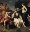 TURCHI Alessandro Bacchus And Ariadne