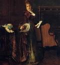 Stevens Alfred The Love Letter