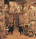 teniers david the younger archduke leopold wilhelm in his gallery