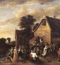 teniers david the younger flemish kermess