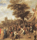 TENIERS David the Younger Peasants Merry making