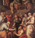 Vasari The Prophet Elisha