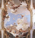 Tiepolo The Apotheosis of the Pisani Family