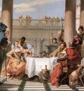Tiepolo The Banquet of Cleopatra