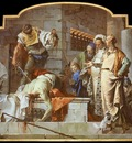 Tiepolo The Beheading of John the Baptist