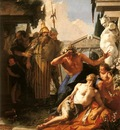 Tiepolo The Death of Hyacinth