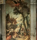 Tiepolo The Gathering of Manna