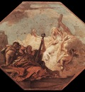 Tiepolo The Theological Virtues