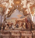 Tiepolo Wurzburg The Investiture of Herold as Duke of Franconia