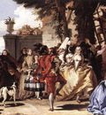 TIEPOLO Giovanni Domenico Ball In The Country