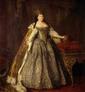 portrait of empress anna ioannovna