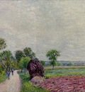 Countryside near Moret