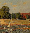 Regatta at Hampton Court