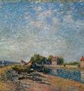 Saint Mammes Loing Canal
