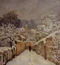 Snow at Louveciennes3