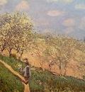 Spring in Bougival