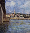 The Bridge at Saint Cloud