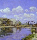 The Saint Martin Canal