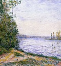 The Seine near By