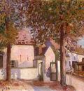 View in Moret (Rue de Fosses)