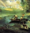 la peche 1861