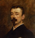 portrait of monsieur tillet