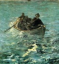 the escape of rochefort 1880