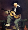 the spanish singer also known as guitarrero