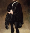the tragic actor 1865