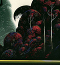 crimson eucalyptus