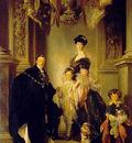 Duque Marlborough Singer Sargent y Familia