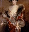 Portrait de Mme Josephina A  de Errazuriz