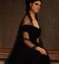 Portrait of the Contessa G Tempestini