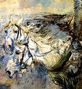 two white horses 1881