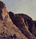 cliff at villers sur mer