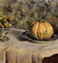melon and bowl of figs 1880