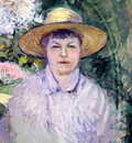 portrait of madame renoir