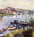 the argenteuil bridge
