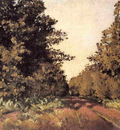 Yerres Woods at la Grange Path of the Great Ha Ha
