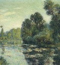 by the river eure