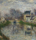 canal at moret