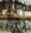 The Quay at Pont Aven