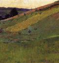giverny hillside 1890