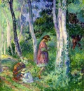 in the forest the harvest