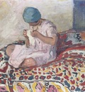The Little Seamstress