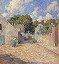 The Village Entrance