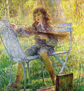 young painter 1904