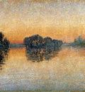 herblay sunset